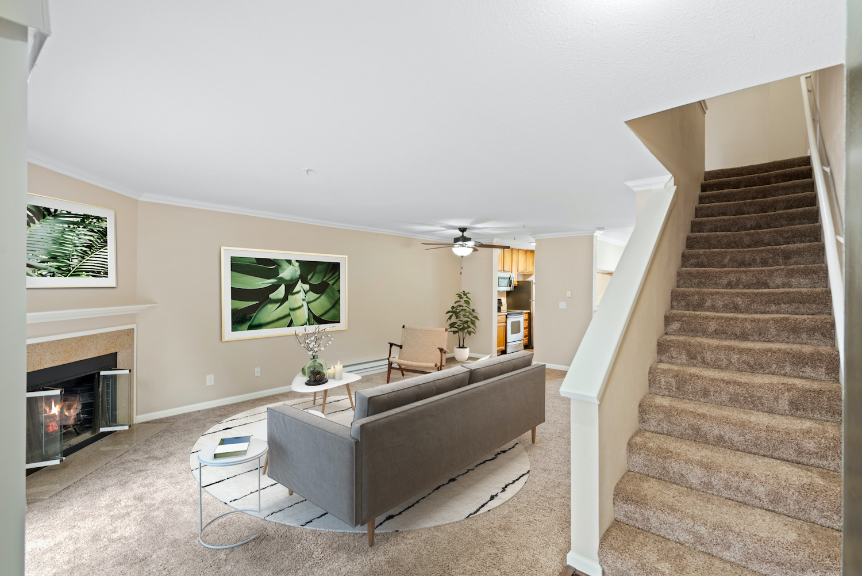 41 grandview street - living room furnished