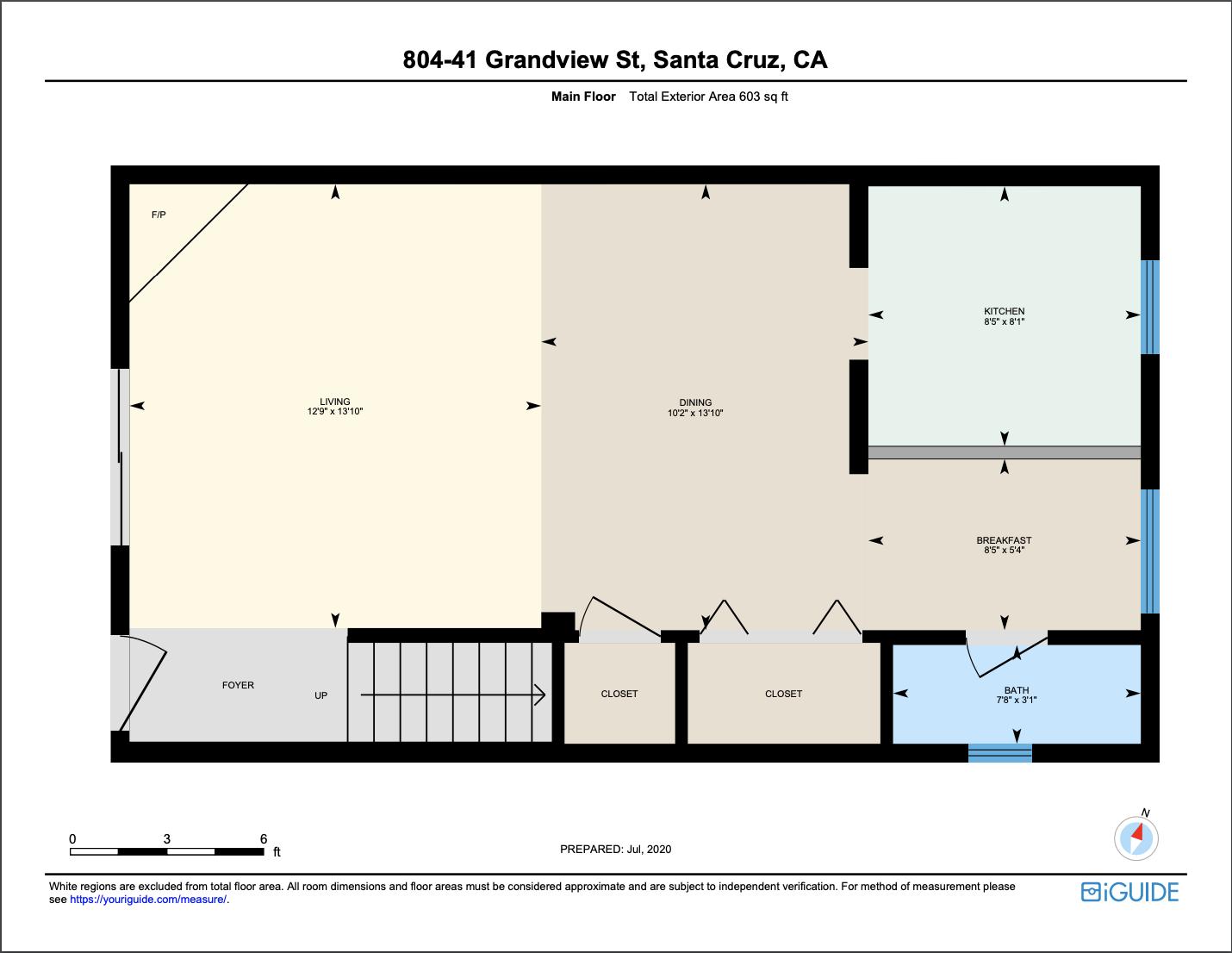 41 grandview 804 - main floor plan