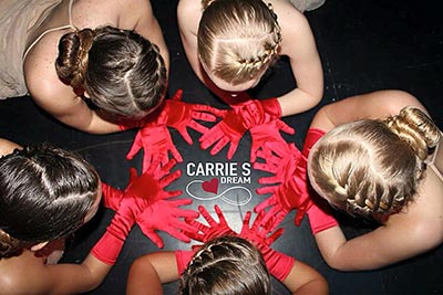 carrie's dream promotional photo