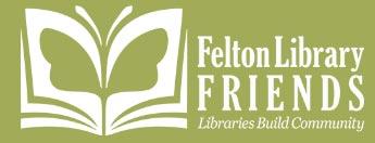 felton library friends logo
