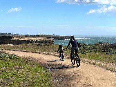 old coast bluff trail