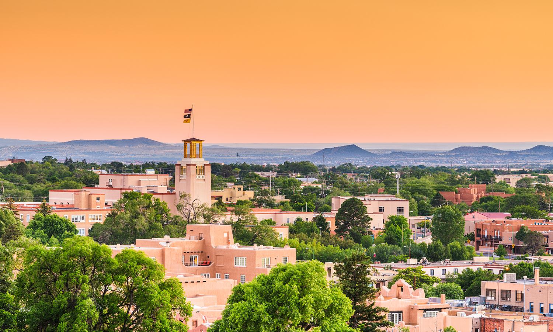 Santa Fe New Mexico homes