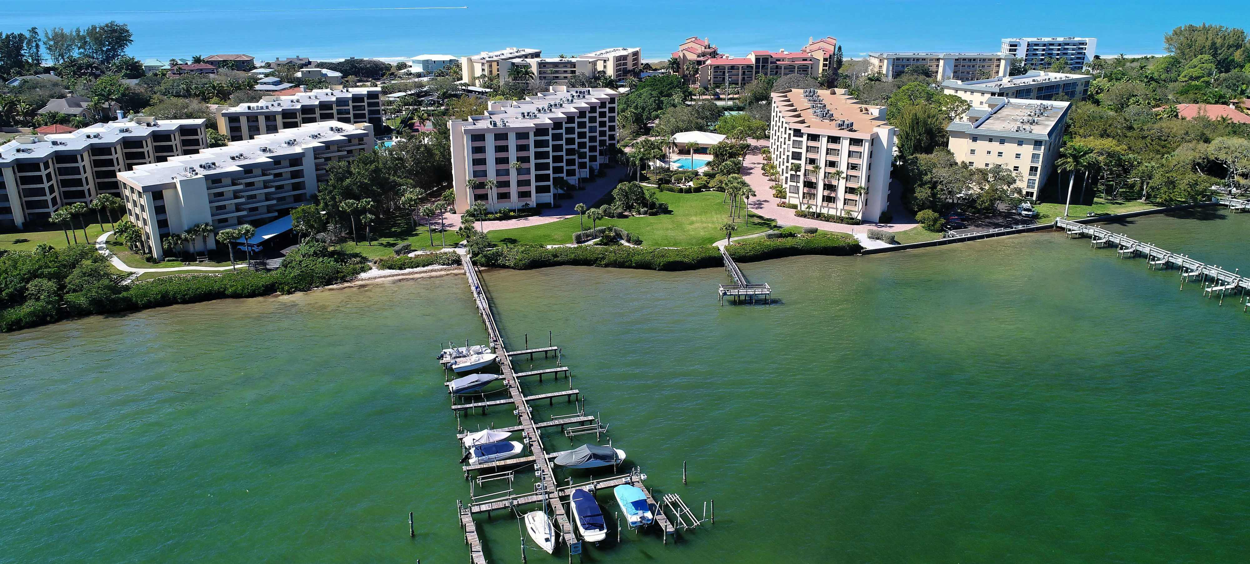 Turtle Bay in Siesta Key : Bay Side Condos for Sale