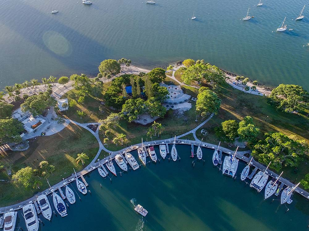 sarasota fl - island park