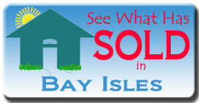 See the latest sold homes in Bay Isles
