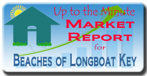The latest real estate report for Beaches of Longboat Key