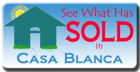 The Latest sales back three years at Casa Blanca on Siesta Key