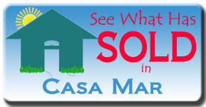 See all the recent real estate sales at Casa Mar on Siesta Key