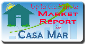 The latest market analysis for the condos at Casa Mar on Siesta Key - Just Updated