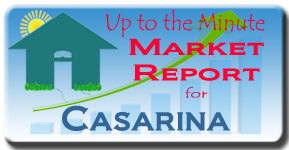 See the most up to date real estate market report for Casarina on Siesta Key