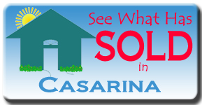 See the latest sales at Casarina up to thee years back on Siesta Key