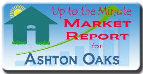 The latest market report for Ashton Oaks in Sarasota, FL