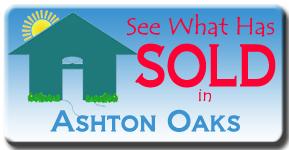 The latest home home sales in Ashton Oaks in Sarasota, FL