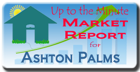 The latest market report for Ashton Palms in Sarasota, FL