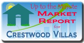The latest market report for Crestwood Villas in Sarasota, FL