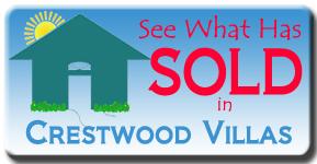 The latest sales in Crestwood Villas in Sarasota, FL