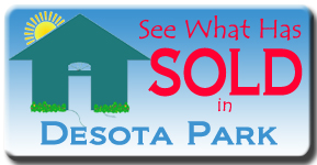 The latest home sales west of trail in Sarasota at Desota Park
