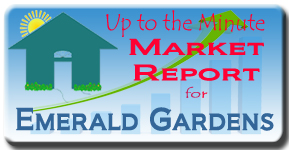 The latest market report for Emerald Gardens in Sarasota, FL