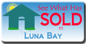 The latest home sales in Luna Bay in Sarasota, FL