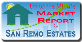 The latest market value analysis and report for San Remo Estates - Located west of trail in Sarasota, FL