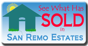 The latest Sarasota home sales west of trail at San Remo Estates