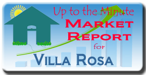 The latest market report at Villa Rosa in Sarasota, FL
