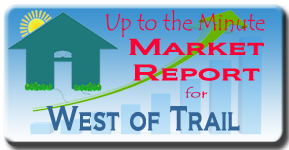 The latest market report for the west of the trail area of Sarasota, FL