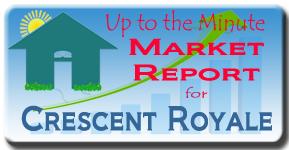 The latest real estate market report for Crescent Royale on Siesta Key