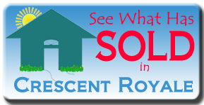 The Latest waterfront condo sales at Crescent Royale on Siesta Key