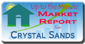 The most current real estate market report for Crystal Sands on SIesta Key