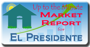 See the most up to date real estate market report for El Presidente on Siesta Key