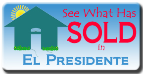 See the sold listings at El Presidente up to three years back