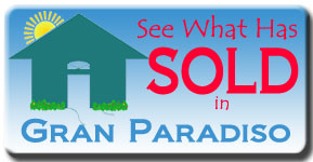 See the latest home sales at Gran Paradiso
