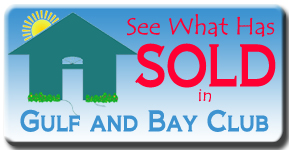 The latest sales at Gulf and Bay Club on Siesta Key