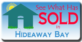 Find what homes sell for at Hideaway Bay on Longboat Key