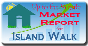 See the latest up to the minute real estate market report for Islandwalk