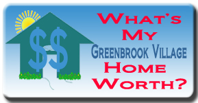 Find out what your home in Greenbrook Village is worth in today's real estate market