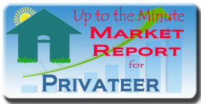 The Privateer real estate market pricing report on Longboat Key Florida