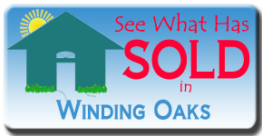 Sold at Winding Oaks on Longboat Key, Florida
