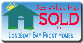 See the latest bayfront home sales on Longboat Key