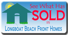 The latest beachfront home sales on Longboat Key