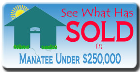 Homes sold in Manatee County under $250,000 in Florida