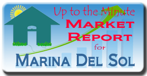 Market reports can help determine real estate values at Marina Del Sol on Siesta Key