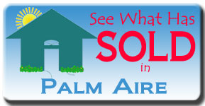 See recent home sales in the Palm Aire area