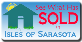 The latest sales at The Isles of Sarasota on Palmer Ranch