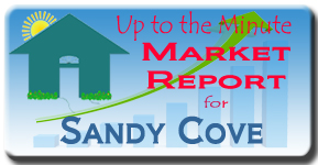 See the CMA report for Sandy Cove on Siesta Key