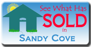 The recent real estate sales at Sandy Cove on Siesta Key