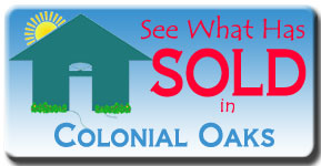 See the latest sales in Colonial Oaks