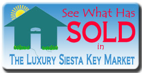 See the latest luxury real estate sales on Siesta Key