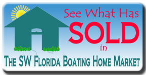 See the latest home sales in the Southwest Florida Boating Home market